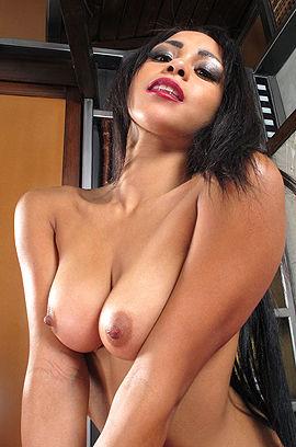 Hot Naked Latina Babe