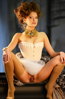 Natural Teen Sensuality In Costume